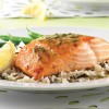 Thumbnail image for Weight Gain in Perimenopause: Grilled Salmon with Dill and Lemon