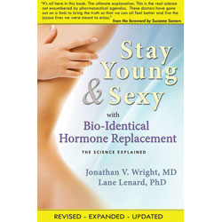 Stay Young & Sexy with Bioidentical Hormone Replacement – A Book Review