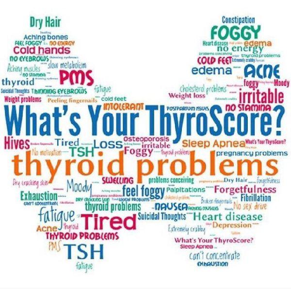 35 Symptoms of Perimenopause – Hypothyroidism