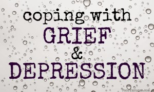 coping with grief and depression