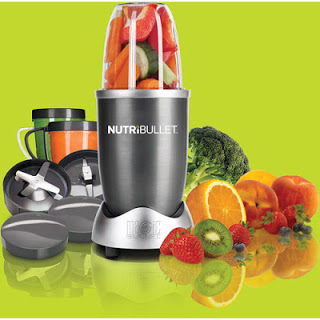 Post image for A Review of the Nutribullet: One Amazing Gadget!