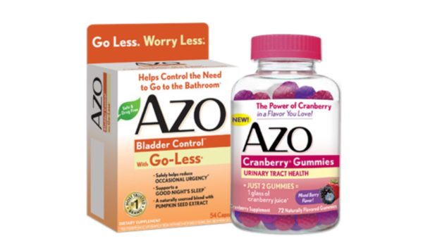 AZO Bladder Control: I Tried it and Here's What I Think About it