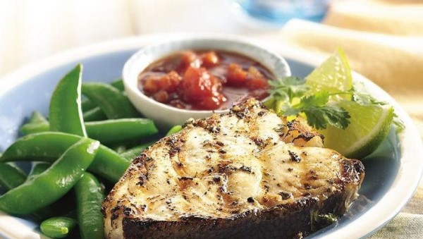 Weight Gain in Perimenopause: Grilled Fish with Citrus Marinade